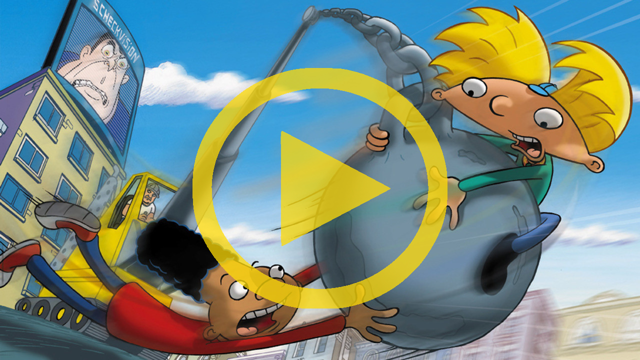 Hey Arnold! The Movie (2002) - Official HD Trailer