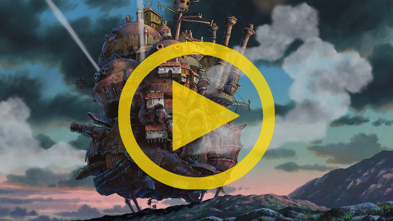 watch howls moving castle online free  »  7 Photo »  Awesome ..!