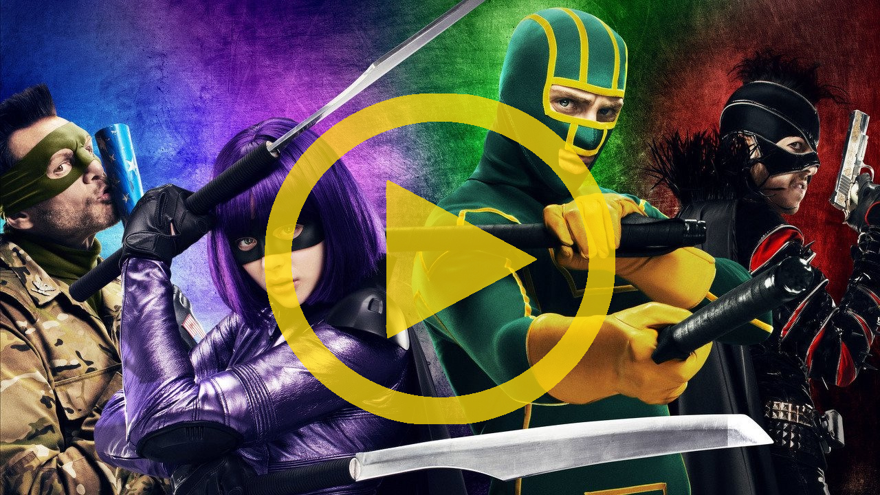 Kick-Ass - Movie Trailers - iTunes
