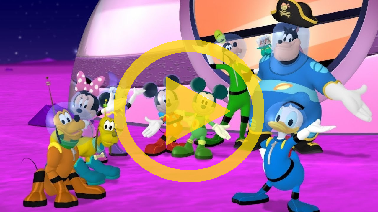 Mickey Mouse Clubhouse Space Adventure (2011) - Official ...