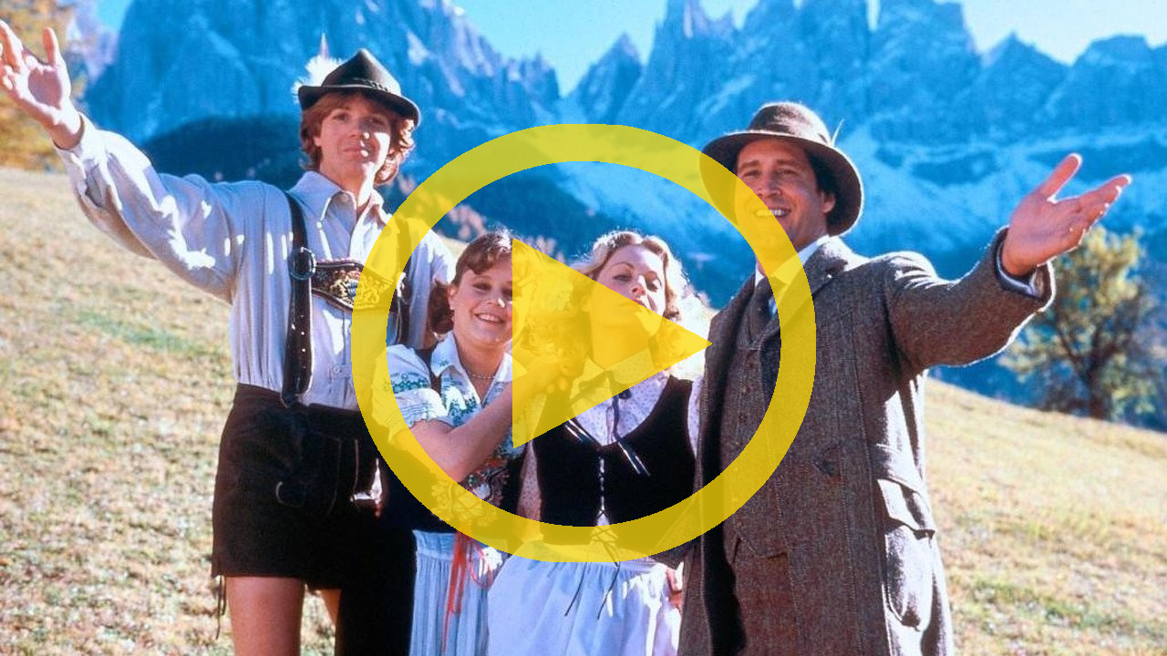 National Lampoon S European Vacation 1985 Official Hd