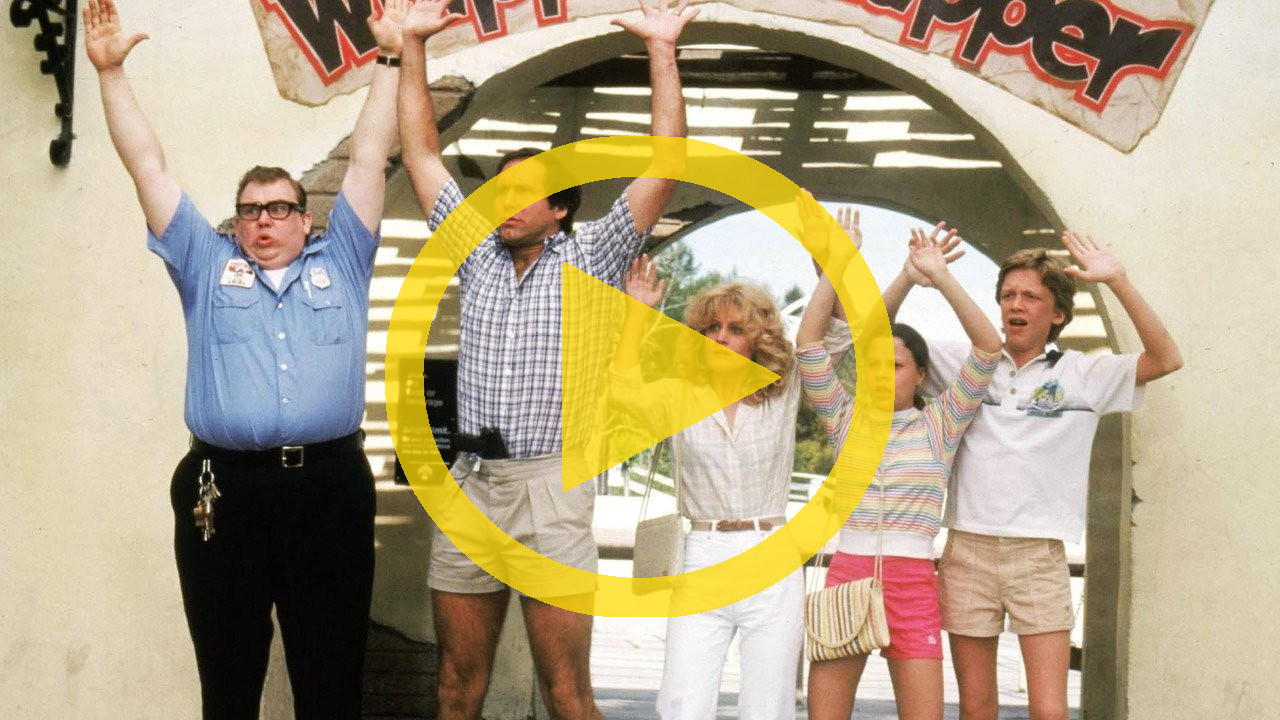 National Lampoon's Vacation (1983) - Official HD Trailer