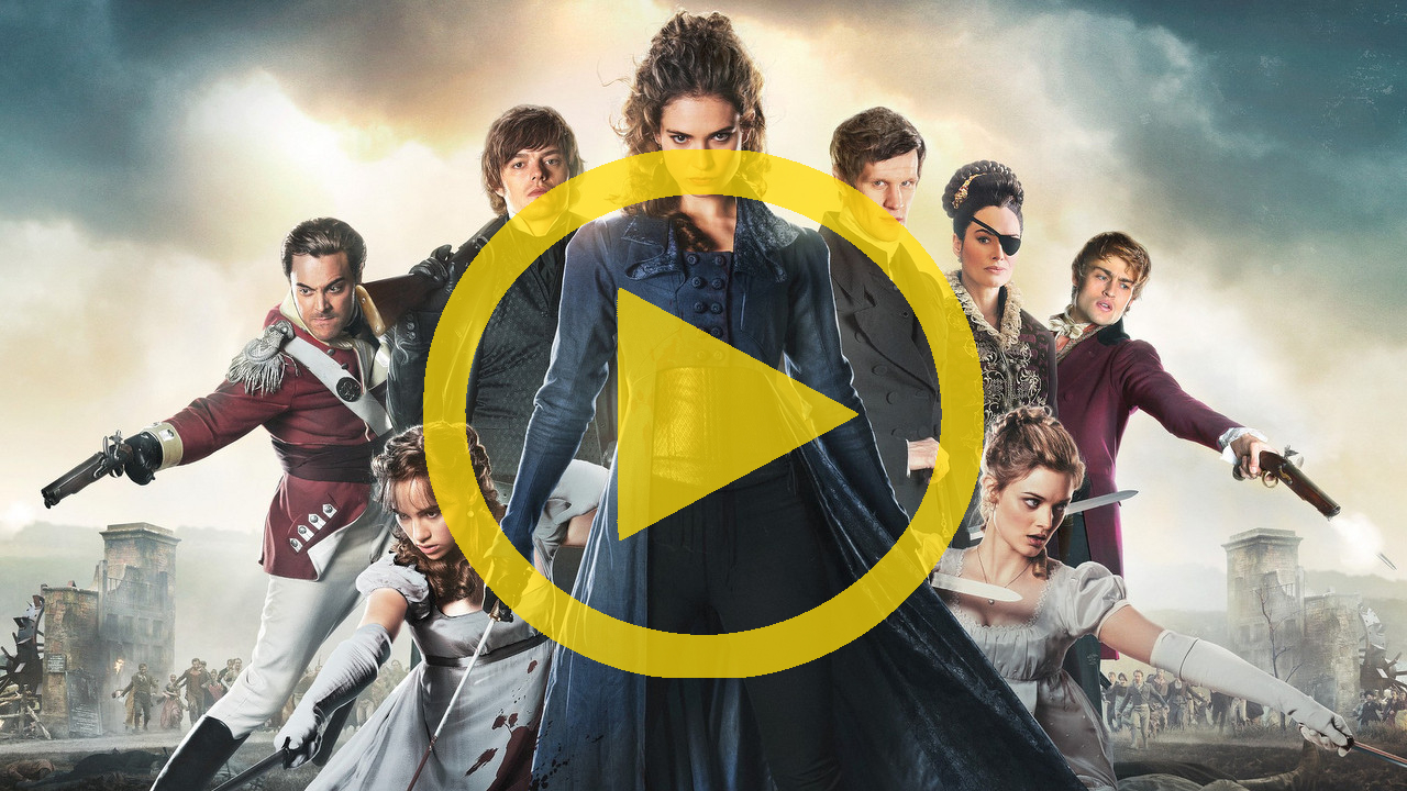 Pride and Prejudice and Zombies (2016) - Official HD Trailer