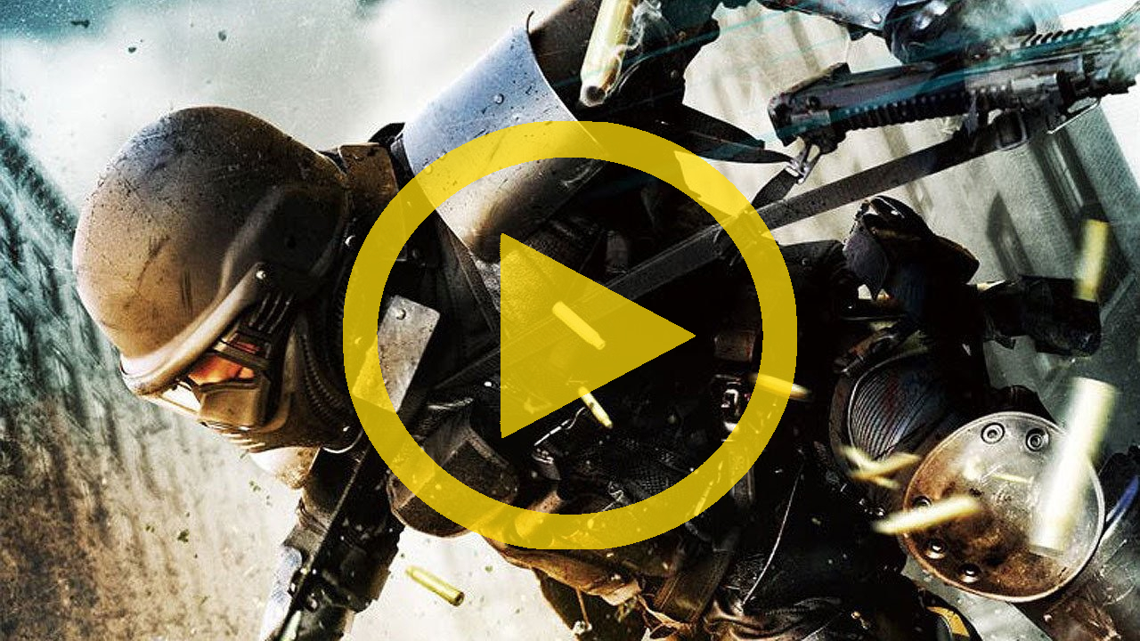 Rampage 2009 Official Hd Trailer