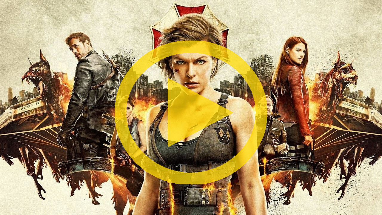 Resident Evil The Final Chapter 2016 Movie Hd Wallpaper: Resident Evil: The Final Chapter (2016)