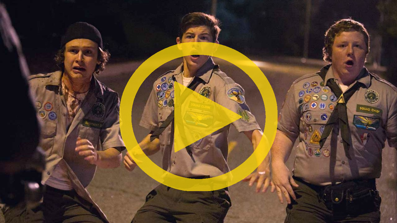 Scouts Guide to the Zombie Apocalypse (2015) - Official HD Trailer