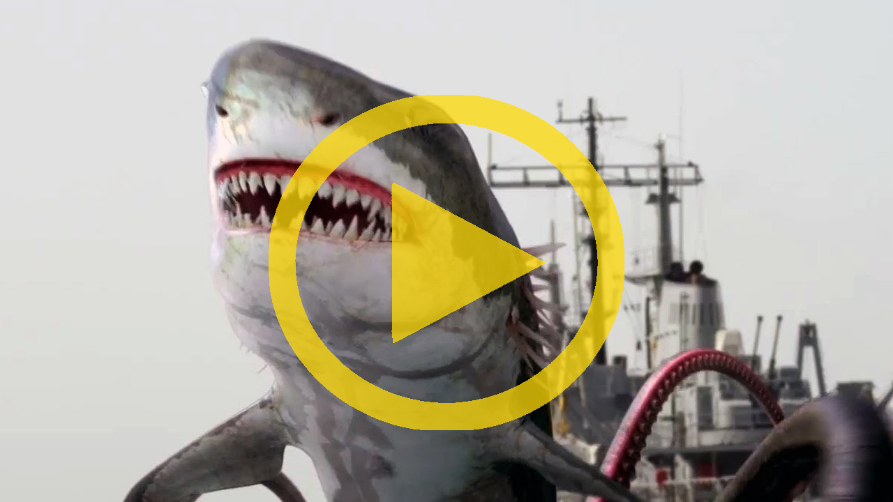 Sharktopus vs. Whalewolf (2015) - Official HD Trailer