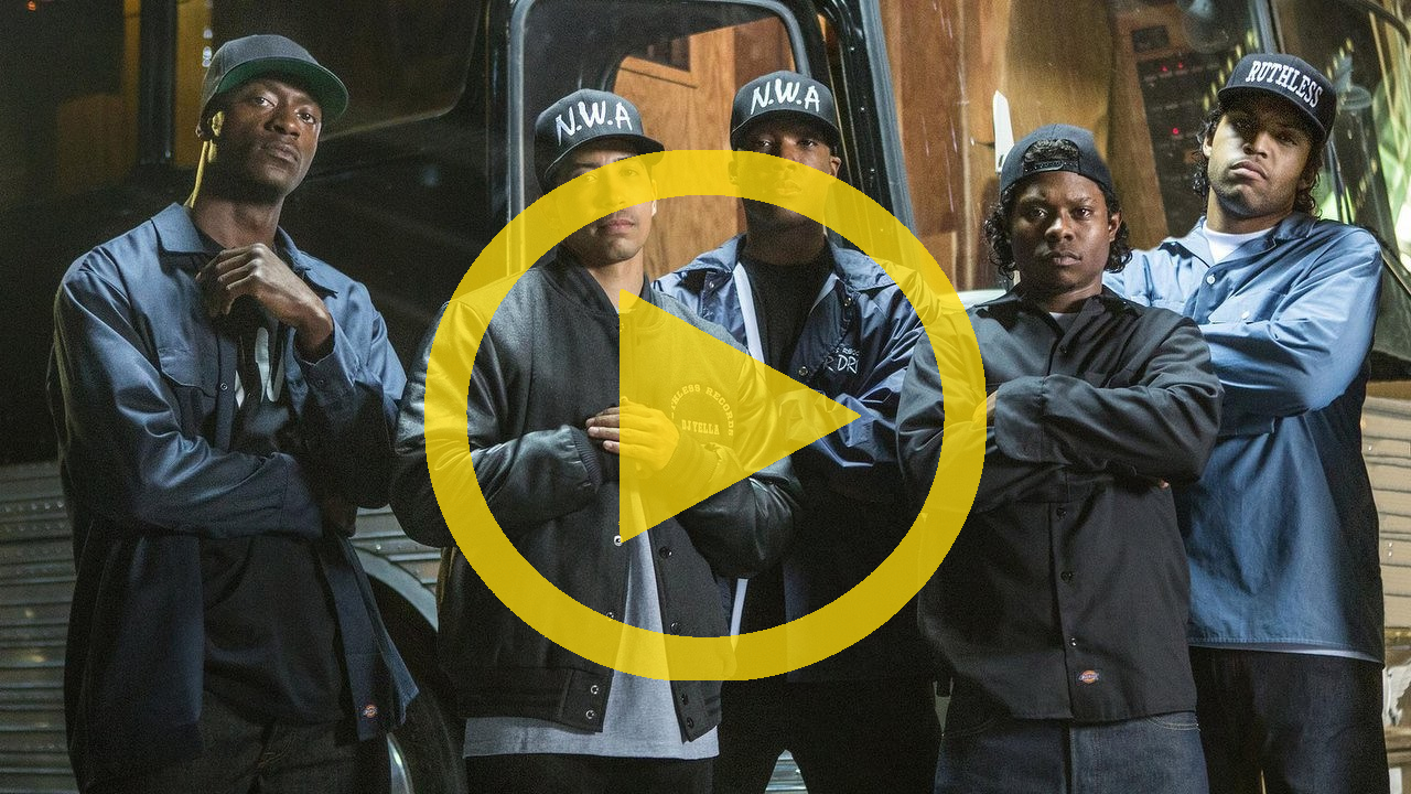 Straight Outta Compton (2015) - Official HD Trailer