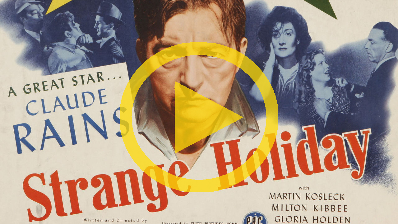 Strange Holiday 1945 Official Hd Trailer