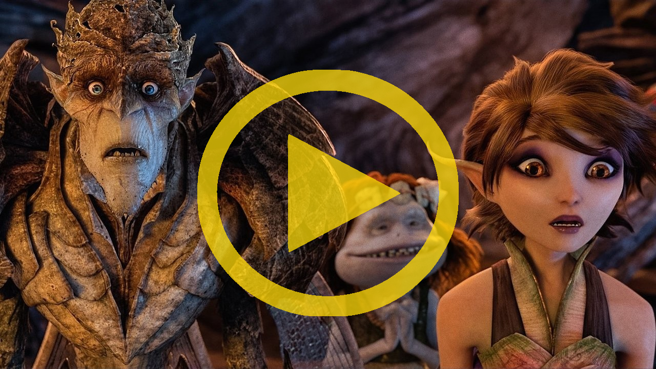 strange magic 2015 full movie