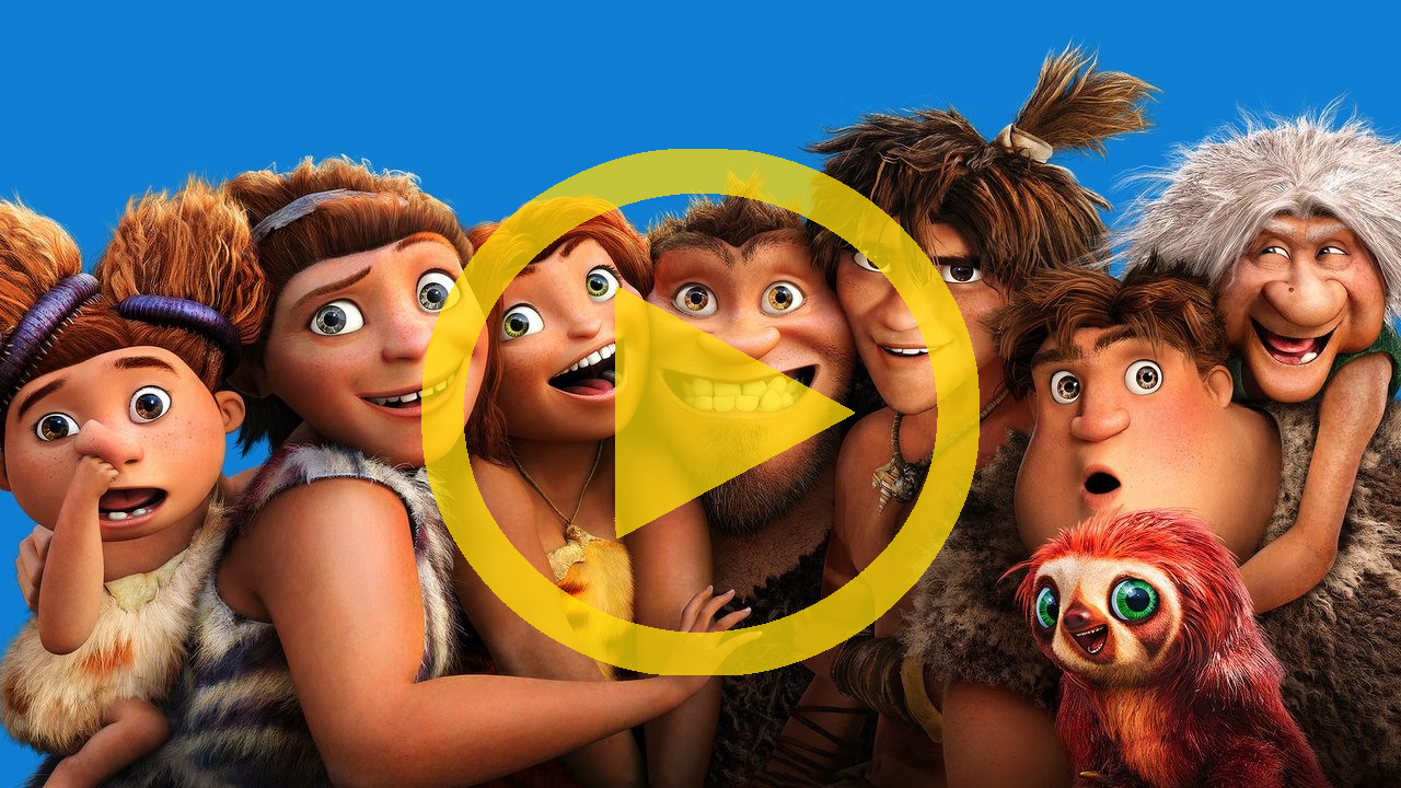 the croods Free 2-day shipping on qualified orders over $35 buy the croods (dvd + digital copy) at walmartcom.