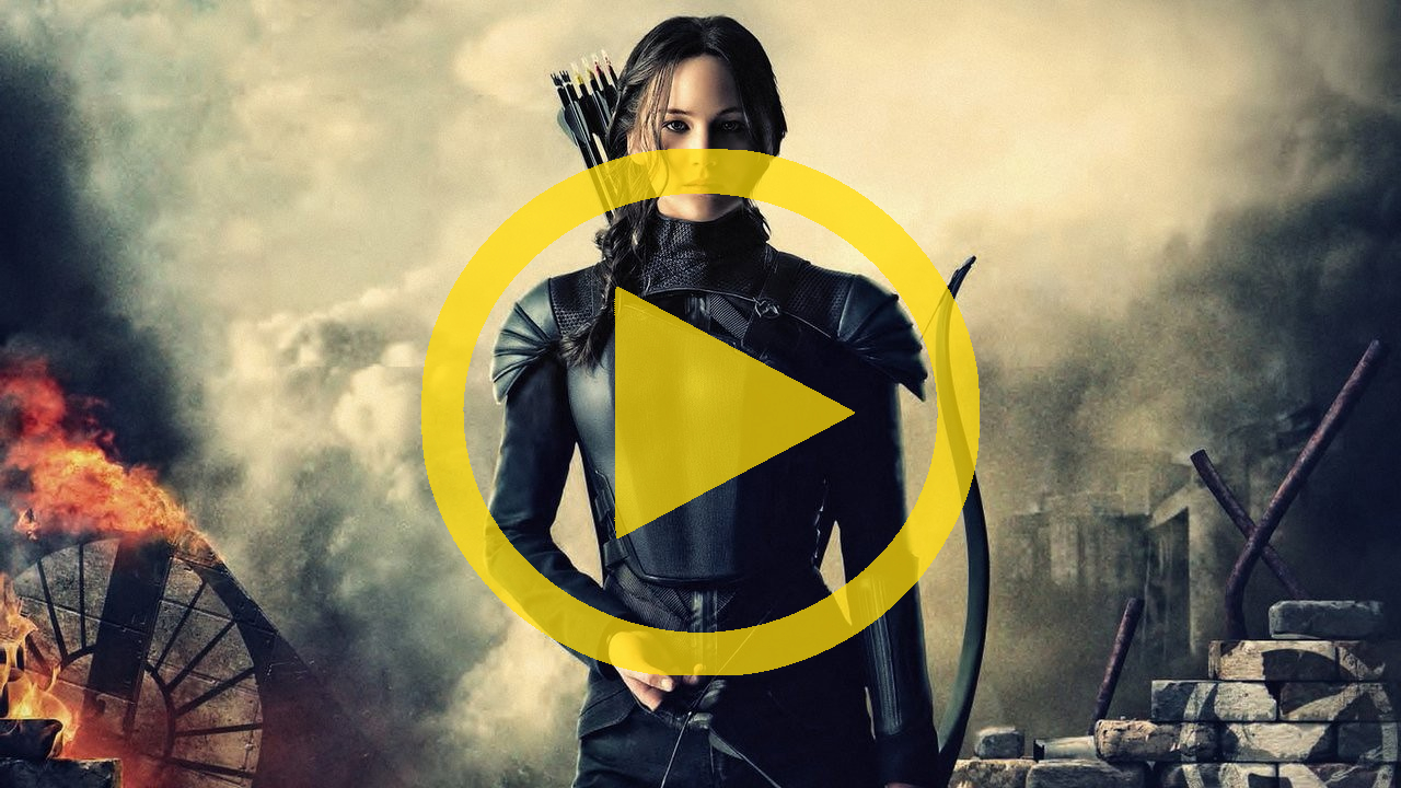 the hunger games mockingjay part 1 2014 official hd
