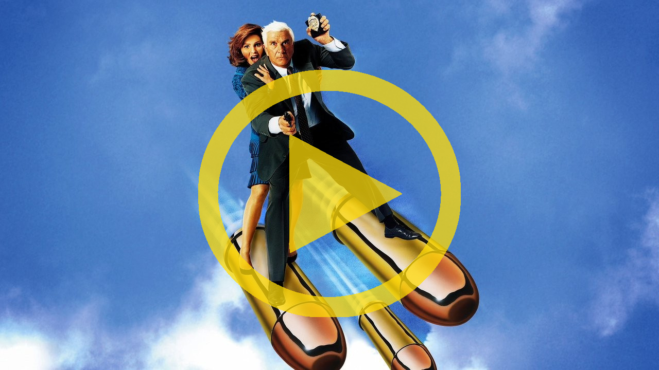 The Naked Gun 2½: The Smell of Fear (1991) - Posters — The