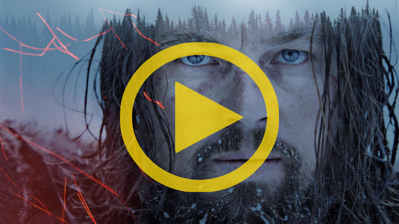 The revenant 2015 official hd trailer