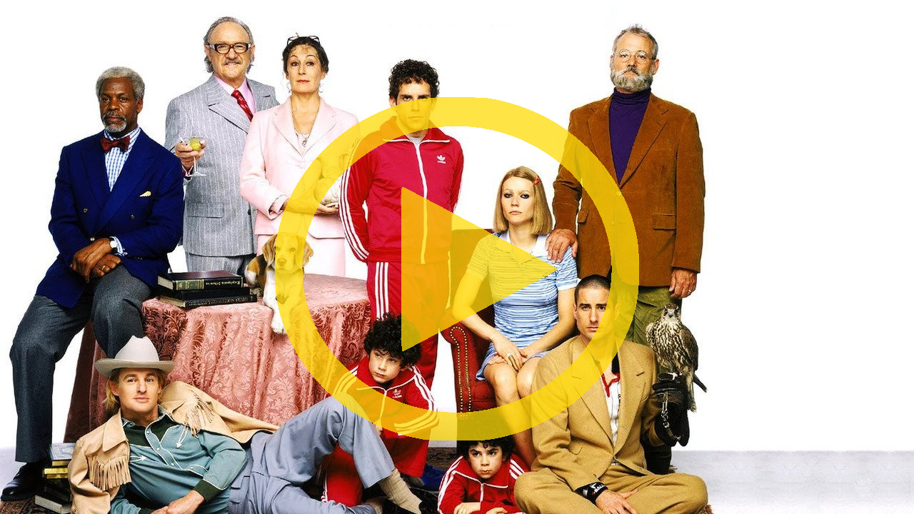 an analysis of the royal tenenbaums a film directed by wes anderson The royal tenenbaums and wes anderson's family values as wes anderson's the royal tenenbaums a look at wes anderson's side career as a director of.