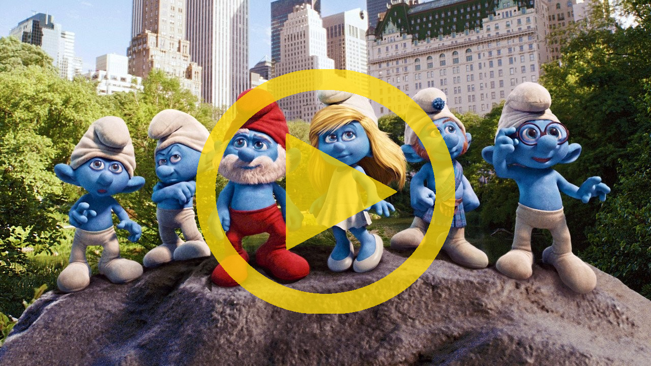 The Smurfs (2011) - Official HD Trailer