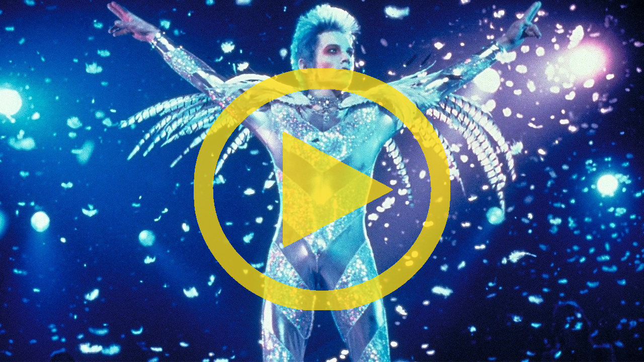 velvet goldmine 1998 official hd trailer