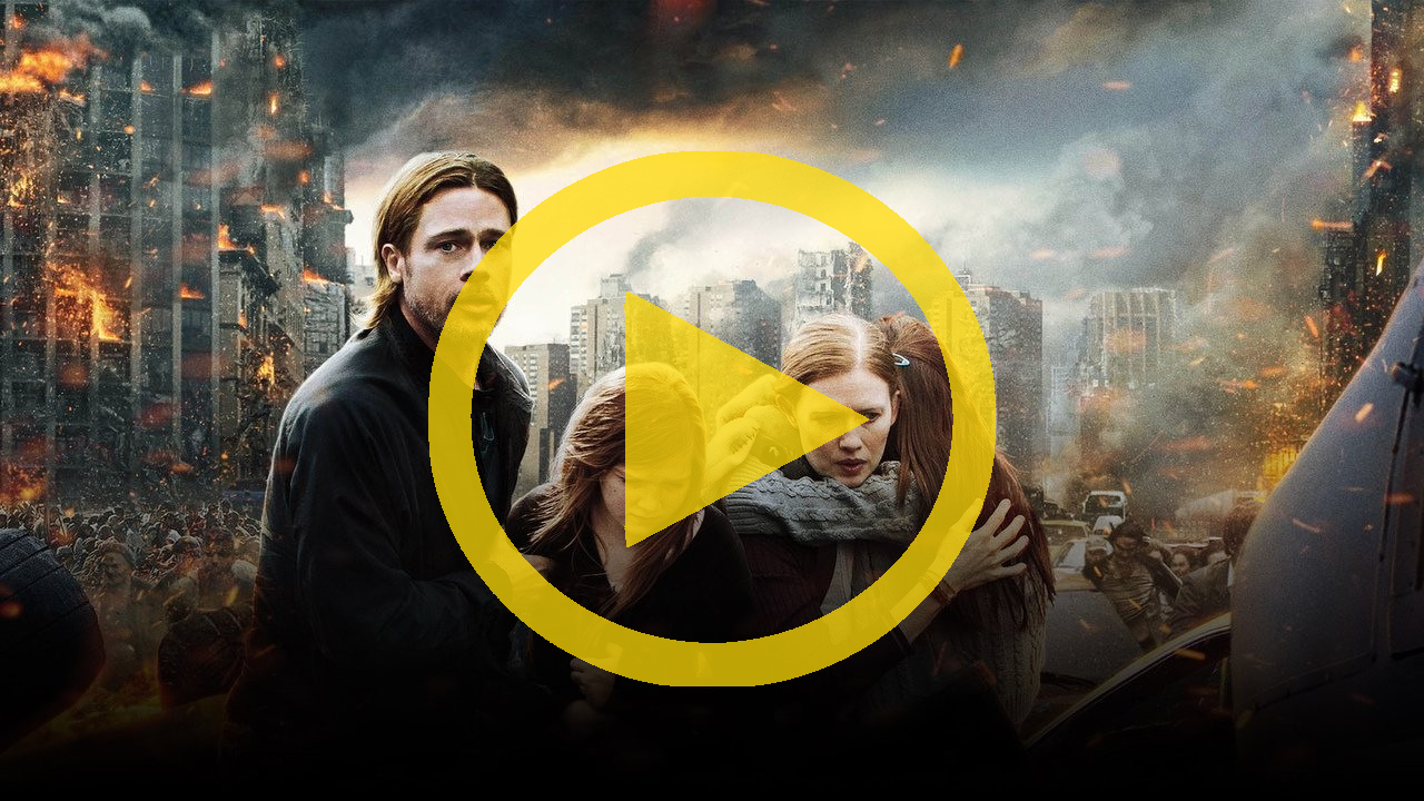 World War Z 2013 Official Hd Trailer