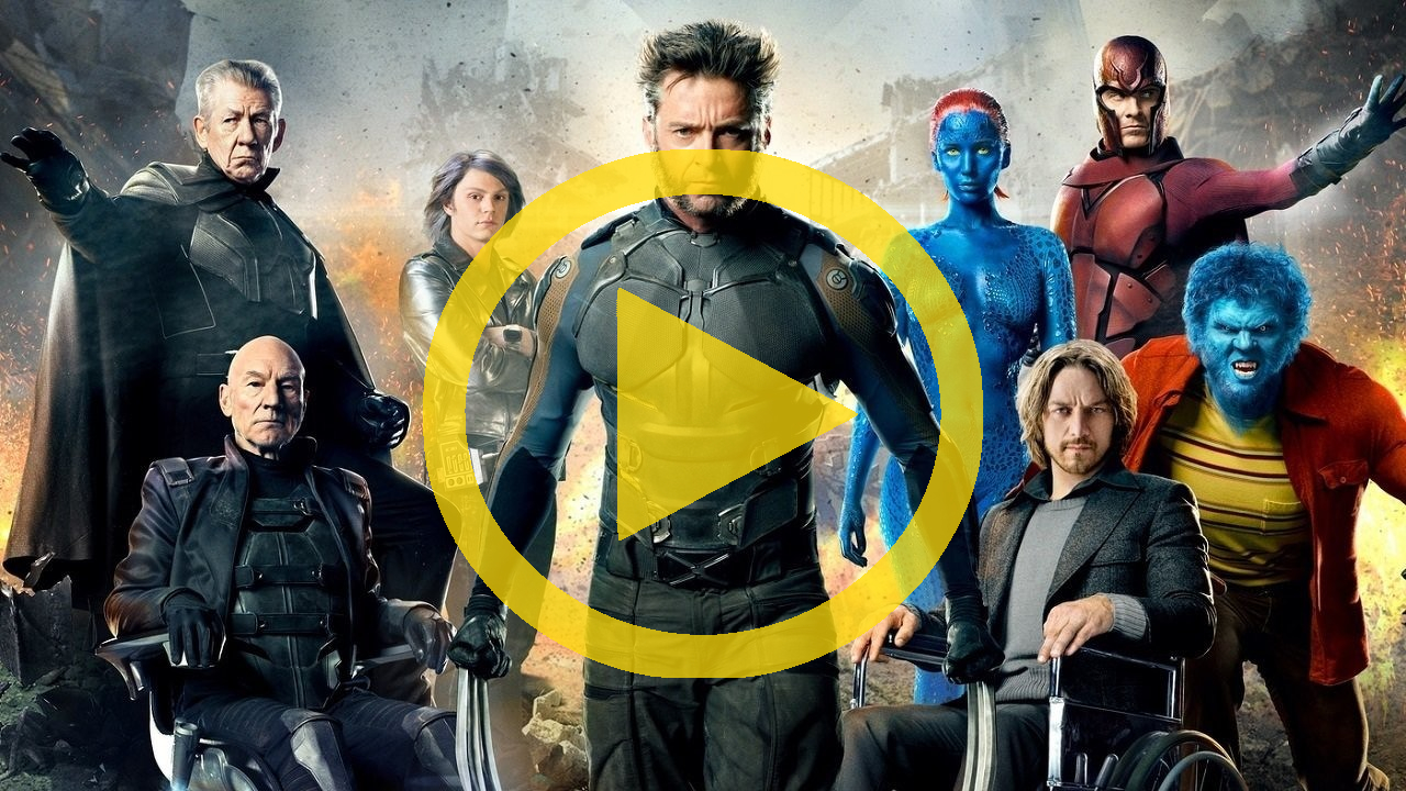 X-Men: Days of Future Past (2014) - Official HD Trailer