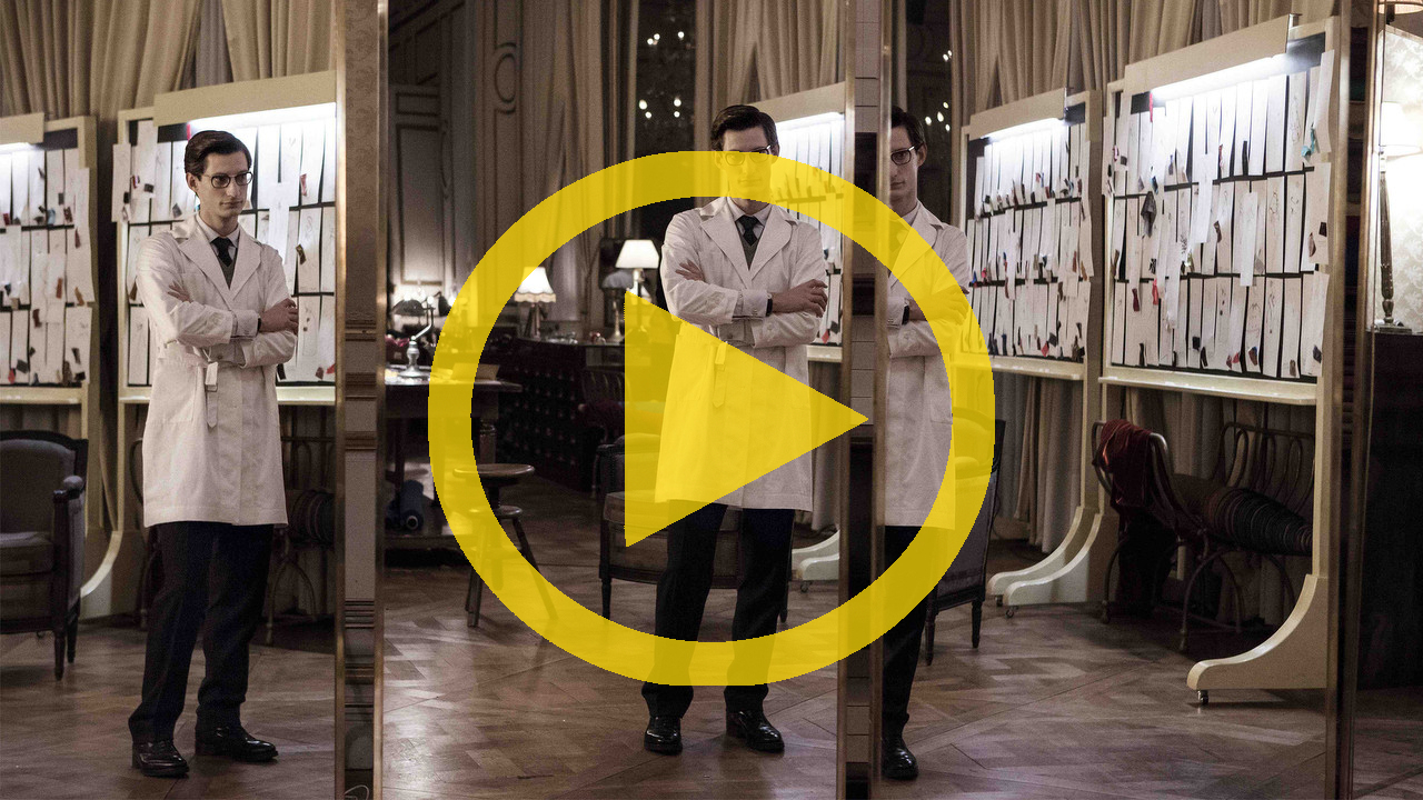 Yves saint laurent 2014 official hd trailer for Miroir yves saint laurent