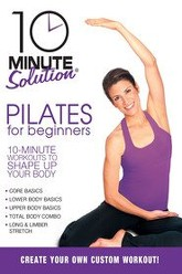 10 Minute Solution: Pilates for Beginners Trailer