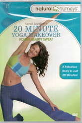 20 Minute Yoga Makeover - Power Beauty Sweat Trailer