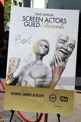22nd Annual Screen Actors Guild Awards Trailer