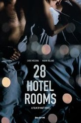 28 Hotel Rooms Trailer