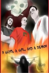 3 Guys, A Girl, and A Demon Trailer