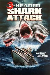 3-Headed Shark Attack Trailer