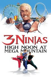 3 Ninjas: High Noon at Mega Mountain Trailer