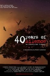 40 Years of Silence: An Indonesian Tragedy Trailer
