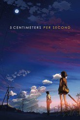 5 Centimeters Per Second Trailer