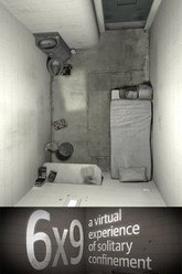 6x9: A Virtual Experience of Solitary Confinement Trailer