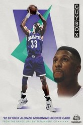 '92 Skybox Alonzo Mourning Rookie Card Trailer
