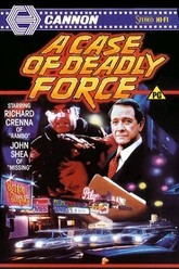 A Case of Deadly Force Trailer