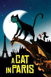 A Cat in Paris Trailer