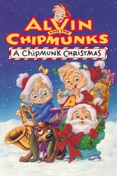 A Chipmunk Christmas Trailer