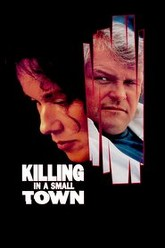 A Killing in a Small Town Trailer