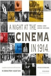 A Night at the Cinema in 1914 Trailer