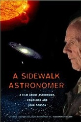A Sidewalk Astronomer Trailer