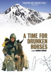 A Time for Drunken Horses Trailer