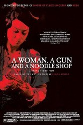 A Woman, a Gun and a Noodle Shop Trailer