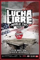 AAA Lucha Libre World Cup 2015 Trailer