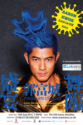 Aaron Kwok de Showy Masquerade World Tour Live in Concert Trailer