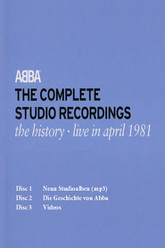 Abba - The complete studio recording Trailer