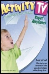 ActivityTV Making & Flying Paper Airplanes! Trailer