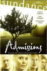 Admissions Trailer