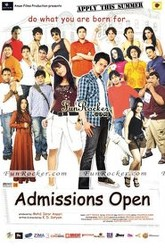 Admissions Open Trailer