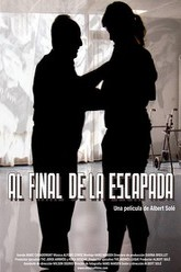 Al final de la escapada Trailer